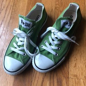 Low Top Lime Converse